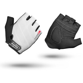 GripGrab Rouleur Bike Gloves white/black